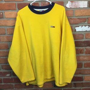 Vintage Tommy sweater men's large fit XL